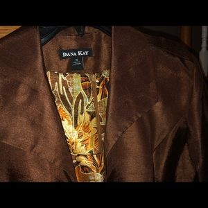 2pc Dana Kay dress outfit